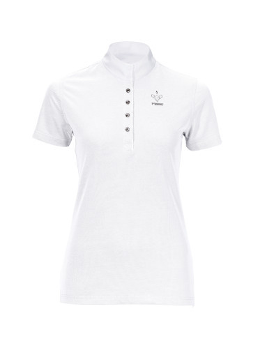 Damen Turniershirt 7312 White