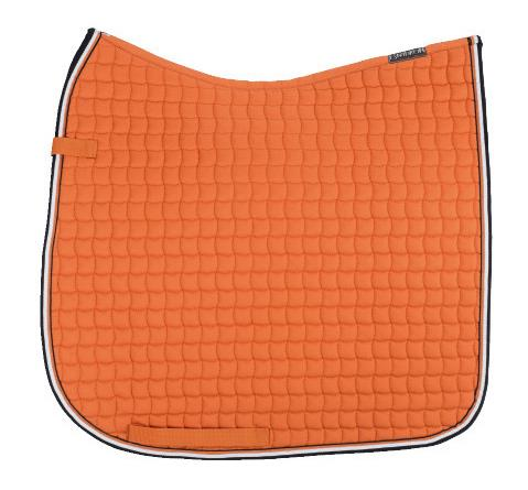 Orange Cotton cloth Pony Dressage
