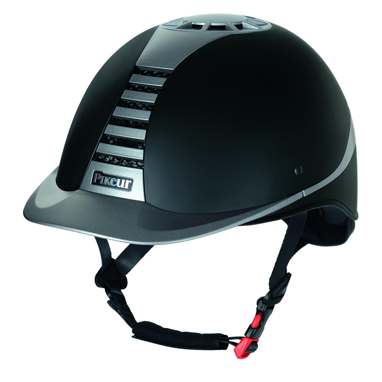 Pikeur ProSafe Excellence Helmet Black Titan