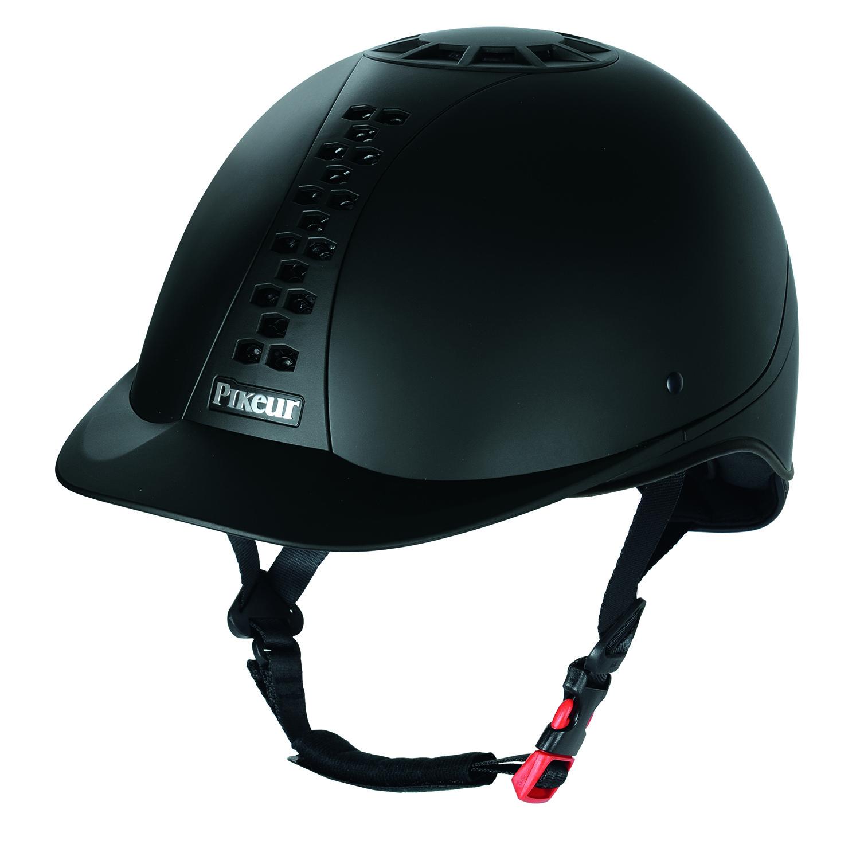 Pikeur Pro-Safe Classic Helmet Black