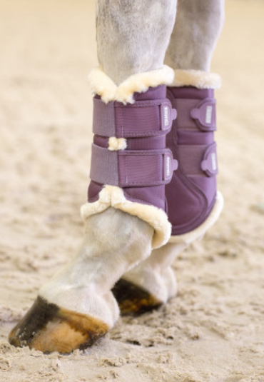 smoking purple tendon boots next gen