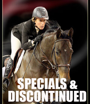 SPECIALS AND DISCONTINUED