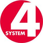 system 4 logo