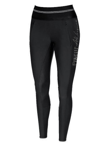Gia Grip Athleisure Black Full Patches