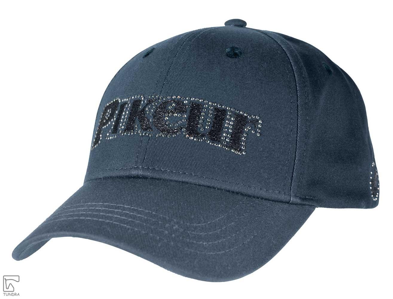Pikeur cap smoked blue
