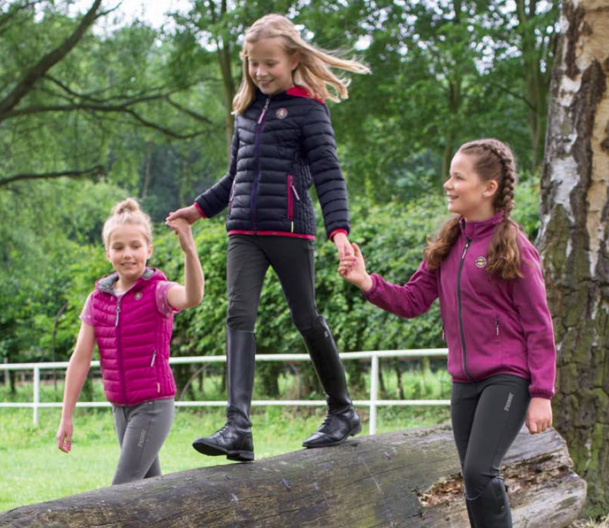 pikeur youth breeches