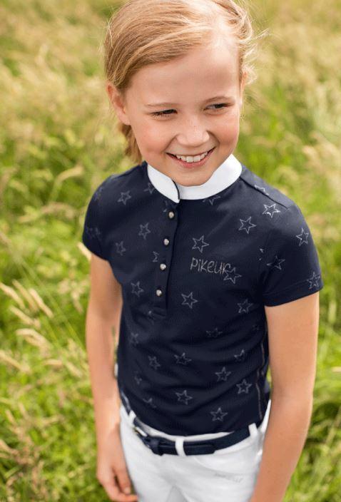 Pikeur Kids Turniershirt Promo