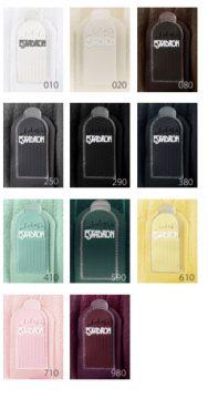 Fleece Colours