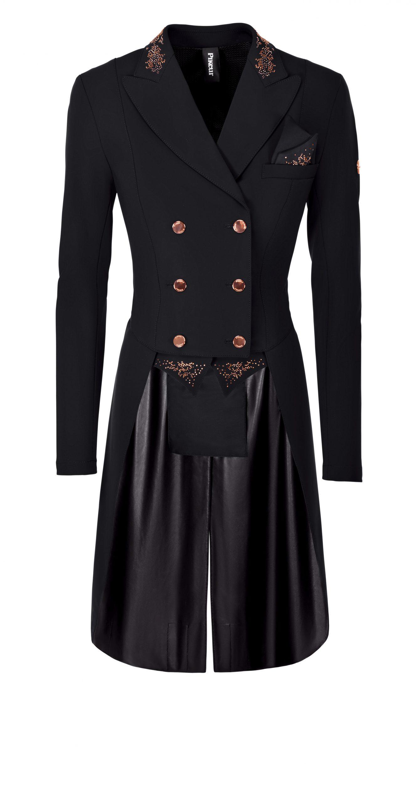 Pikeur Lilien Rose Dressage Tails black