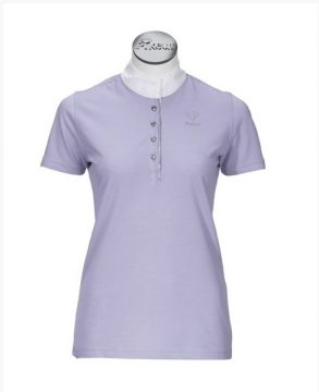 Pikeur Lilac Competition Shirt